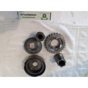USED - FLH Front Drive Compensator Socket 32 Teeth, OEM#: 40308-94C