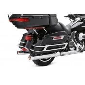 GENUINE Harley-Davidson SADDLEBAG GUARD RAILS OEM 57400110