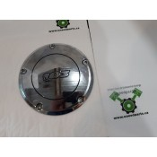 """USED - Derby Cover Chrome """"103"""""""