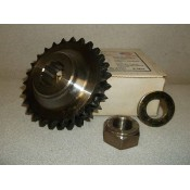 "Vulcan 25T 1"" Offset Motor, Compensating Sprocket."