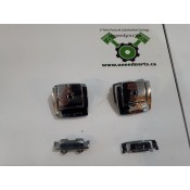 USED - Tour Pack latch set
