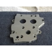 Factory Products, Billet Oil Pump Backing Plate.