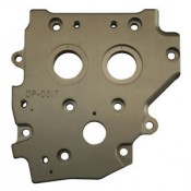 Factory Products, Twin Cam Oil Pump Backing Plate.