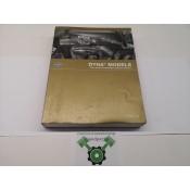 2009 Harley Davidson Dyna Motorcycle Service Manual OEM 99481-09