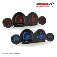 Factory Products HD-03 Series H-D digital gauge kit
