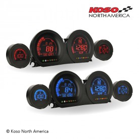 Factory Products HD-03 Series H-D digital gauge kit