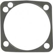 FRONT & REAR BASE GASKET FOR ULTIMA 120/127, SINGLE LAYER STEEL