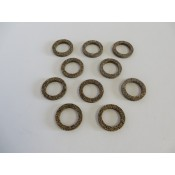Factory Products, Large Push Rod Corks, Ten Pack