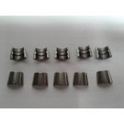 Factory Products, Retainer Valve Collar Keepers, FIVE Pack.