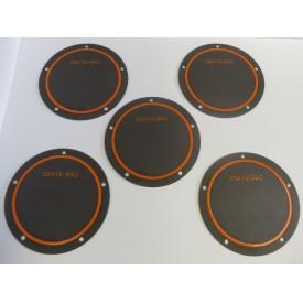 Factory Products, Foamet 5 Hole Gasket Derby Cover, sold each cy2541699fm