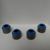 Exhaust Valve Seals, Four Pack