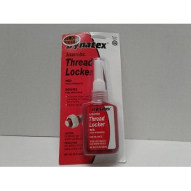 Dynatex® Red High Strength Thread Locker