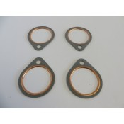 Factory Products, Exhaust Gasket Rings, Four Pack.