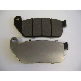 Factory Products, FRONT, Metallic/KEVLAR Brake Pads  04/ Later
