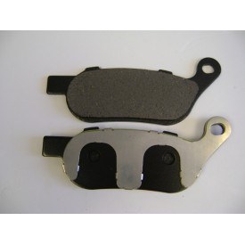 Factory Products, Rear Metallic And Kevlar Brake Pad.