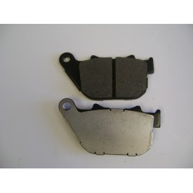 Factory Product, OEM Rear Kevlar Brake Pads, 04/Later.