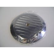 Factory Products, Chrome Plated DOSS A/C Cover, 84/Later
