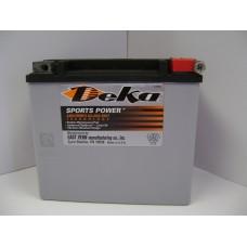 DEKA ETX16L Battery