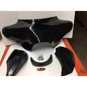 Factory Products batwing fairing for Road king Fxst Flst  up to 2013 or any custom use
