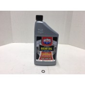 TRANSMISSION OIL CHANGE KIT Lucas Oil, Synthetic V-Twin Gear Oil, 75W-140 SAE, 32 FL Oz. 25-5000