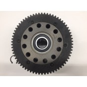"ULTIMA 3.35"" TRANSMISSION PULLEY, 71 TOOTH, WITH INSERTS, HARLEY DAVIDSON, MOTORCYCLE, 58-922"