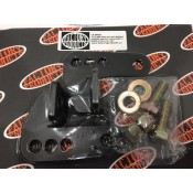 FACTORY PRODUCTS 1-3 INCH LOWERING KIT, BLACK