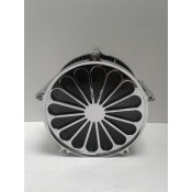 Factory Products, Chrome Super Spoke Air Filter.