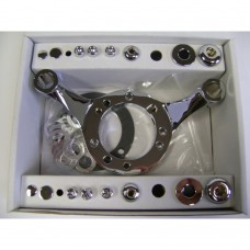 Factors Products, Aluminum Carburetor Support Bracket.