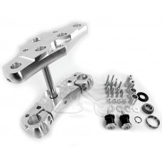 Factory Products, Offset Triple Tree Touring Kit, 97-13.