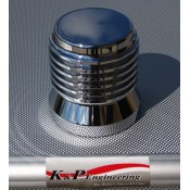 K&P Engineering, Stainless Steel Micronic (Lifetime) Oil Filter, S4C