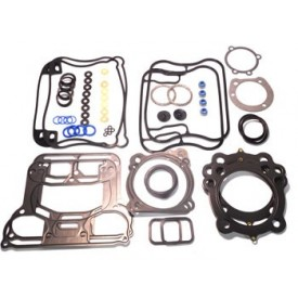 """Complete Top End Kit for 883 Sportster 1989 - 2003 With Multi-Layer Steel Head Gaskets .040"""" Thickness"""