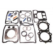 Complete Top End Kit for 1200 Sportster 2007 & Up With Multi-Layer Steel Head Gaskets.