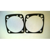 Factory Products, Single Layer Steel Base Gaskets, Two Pack.