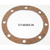 PAN HEAD DERBY COVER CORK GASKET