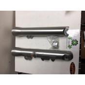 Dyna wide Glide Front fork sliders 46619-06A & 46607-06B used set